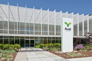 Aviat Networks LEED Gold Certified HQ Building